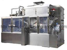 Automatic Gable Top Carton Milk Filling Machine