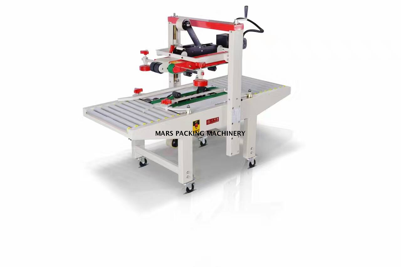 Up Down Drive Carton Sealing Machine