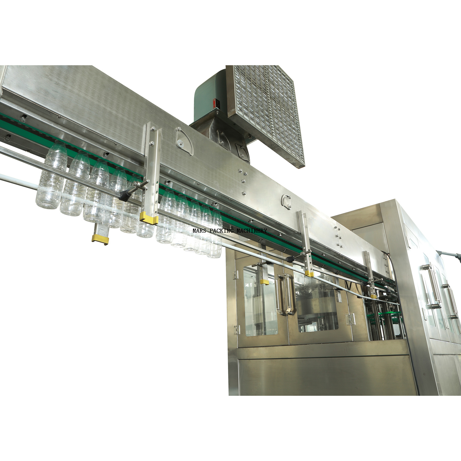 Monoblcok Mineral Water Filling Machine(CGF24-24-8)
