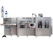 Pure Water Filling Machine(CGF72-72-18)