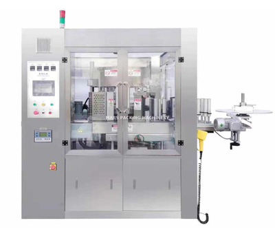 Rotary Hot Melt Glue Labeling Machine