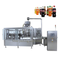 Carbonated Soft Drink Washing Filling Capping 3 in 1 Machine(DCGF50-50-12)
