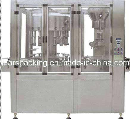 Grape Wine Filling Cork Inserting 2 in 1 Machine(GY16-1)