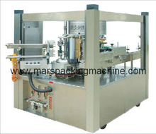 Rotary Wet Glue Labeling Machine
